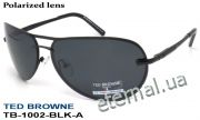 TED BROWNE очки TB-1002-BLK-A