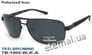 TED BROWNE очки TB-1005-BLK-A