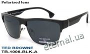 TED BROWNE очки TB-1006-BLK-A