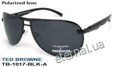 TED BROWNE очки TB-1017-BLK-A