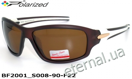 Beach Force sport polarized очки BF2001 S008-90-F22