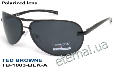 TED BROWNE очки TB-1003-BLK-A