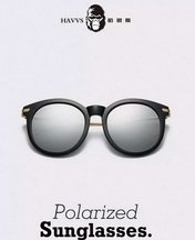 HAVVS polarized