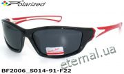 Beach Force sport polarized очки BF2006 S014-91-F22