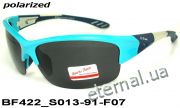 Beach Force sport polarized очки BF422 S013-91-F07