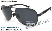 TED BROWNE очки TB-1004-BLK-A