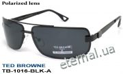 TED BROWNE очки TB-1016 A-BLK-A
