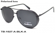 TED BROWNE очки TB-1027 A-BLK-A