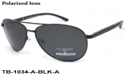 TED BROWNE очки TB-1034 A-BLK-A