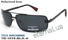 TED BROWNE очки TB-1018-BLK-A