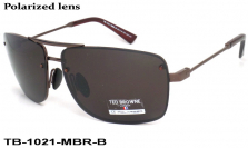 TED BROWNE очки TB-1021 MBR-B