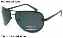 TED BROWNE очки TB-1025 A-BLK-A