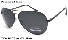 TED BROWNE очки TB-1037 A-BLK-A