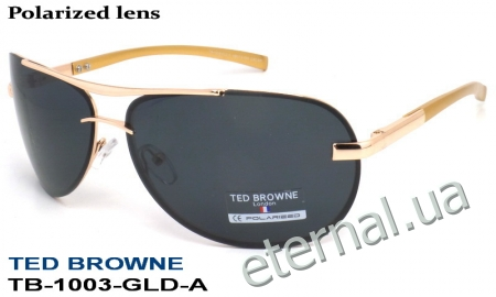 TED BROWNE очки TB-1003 D--GLD-A