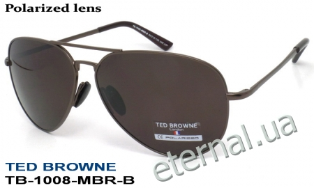 TED BROWNE очки TB-1008 C-MBR-B