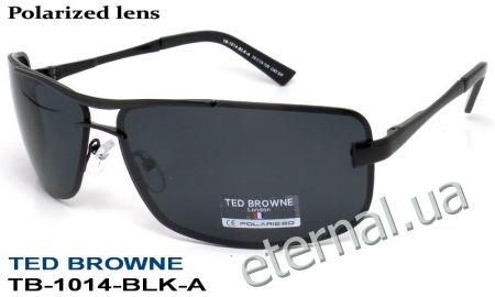 TED BROWNE очки TB-1014 A-BLK-A