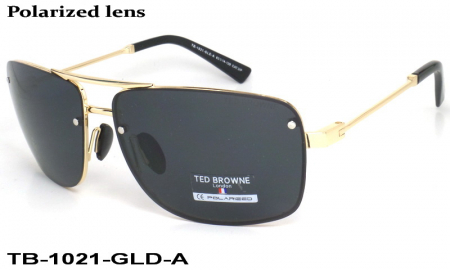 TED BROWNE очки TB-1021 GLD-A
