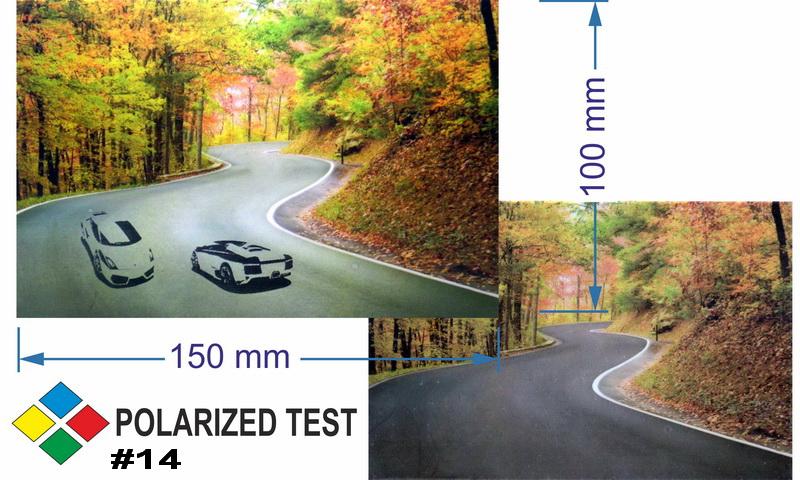 Картинки тест полароид